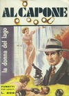 Cover for Gangster Story Al Capone (Ediperiodici, 1967 series) #2