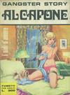 Cover for Gangster Story Al Capone (Ediperiodici, 1967 series) #9