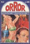 Cover for Orror (Edifumetto, 1977 series) #3