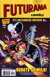Cover for Bongo Comics Presents Futurama Comics (Bongo, 2000 series) #63