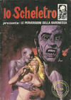 Cover for Lo Scheletro (Edifumetto, 1972 series) #40