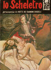 Cover for Lo Scheletro (Edifumetto, 1972 series) #34