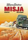 Cover for Wayne Shelton (Egmont Polska, 2003 series) #1 - Misja