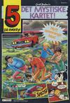Cover for 5 på eventyr (Hjemmet / Egmont, 1986 series) #[04]