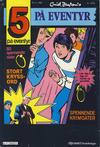 Cover for 5 på eventyr (Hjemmet / Egmont, 1986 series) #3/1987