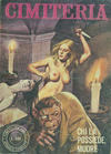 Cover for Cimiteria (Edifumetto, 1977 series) #2