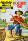 Cover Thumbnail for Illustrated Classics (1956 series) #[19] - Huckleberry Finn [Gratis proefexemplaar]