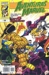 Cover for Aventuras Marvel (Planeta DeAgostini, 1998 series) #12