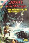 Cover for Joyas de la Mitología (Editorial Novaro, 1962 series) #222