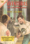 Cover for Aventuras de la Vida Real (Editorial Novaro, 1956 series) #134