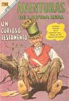 Cover for Aventuras de la Vida Real (Editorial Novaro, 1956 series) #155