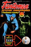 Cover for Fantomen (Semic, 1963 series) #13/1972