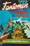 Cover for Fantomen (Semic, 1963 series) #21/1977