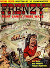 Cover for Frenzy (Picture Magazine, 1958 series) #2