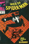 Cover for Web of Spider-Man (Marvel, 1985 series) #37 [Direct]