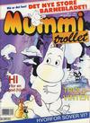 Cover for Mummitrollet (Semic, 1993 series) #1/1993
