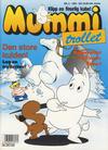 Cover for Mummitrollet (Semic, 1993 series) #3/1993