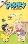 Cover for Porky y sus Amigos Serie Avestruz (Editorial Novaro, 1975 series) #11