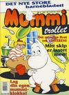 Cover for Mummitrollet (Semic, 1993 series) #2/1993