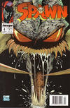Cover for Spawn (Image, 1992 series) #4 [Newsstand]