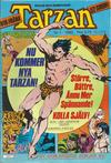 Cover for Tarzan (Atlantic Förlags AB, 1977 series) #1/1982