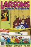 Cover for Larsons gale verden (Bladkompaniet / Schibsted, 1992 series) #1/1994
