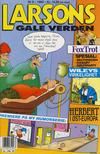 Cover for Larsons gale verden (Bladkompaniet / Schibsted, 1992 series) #9/1993