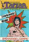 Cover for Tarzan (Atlantic Förlags AB, 1977 series) #5/1983