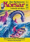 Cover for Der schwarze Korsar (Condor, 1972 series) #2
