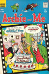 Cover for Archie and Me (Archie, 1964 series) #20