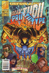 Cover for Prototype (Malibu, 1993 series) #5 [Newsstand]