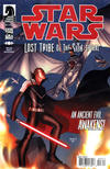 Cover for Star Wars: Lost Tribe of the Sith - Spiral (Dark Horse, 2012 series) #3