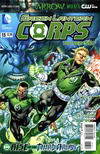 Cover Thumbnail for Green Lantern Corps (2011 series) #13