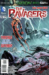 Cover for The Ravagers (DC, 2012 series) #5