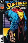 Cover for Superman: The Man of Steel (DC, 1991 series) #33 [DC Universe Corner Box]