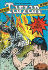Cover for Tarzan (Atlantic Förlags AB, 1977 series) #2/1982