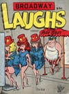 Cover for Broadway Laughs (Prize, 1950 series) #v15#5
