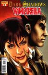 Cover for Dark Shadows / Vampirella (Dynamite Entertainment, 2012 series) #3