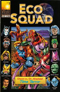 Cover Thumbnail for Canyon Comics Presents (Grand Canyon Association, 1995 series) #3