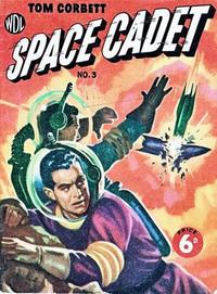 Cover Thumbnail for Tom Corbett Space Cadet (World Distributors, 1953 series) #3