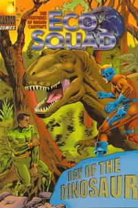 Cover Thumbnail for Canyon Comics Presents (Grand Canyon Association, 1995 series) #4
