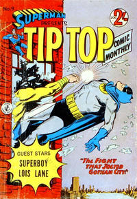 Cover Thumbnail for Superman Presents Tip Top Comic Monthly (K. G. Murray, 1965 series) #9