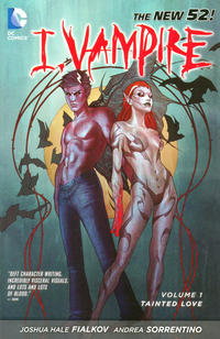 Cover Thumbnail for I, Vampire (DC, 2012 series) #1 - Tainted Love