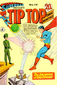 Cover Thumbnail for Superman Presents Tip Top Comic Monthly (K. G. Murray, 1965 series) #13