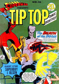 Cover Thumbnail for Superman Presents Tip Top Comic Monthly (K. G. Murray, 1965 series) #10