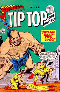 Cover Thumbnail for Superman Presents Tip Top Comic Monthly (K. G. Murray, 1965 series) #22