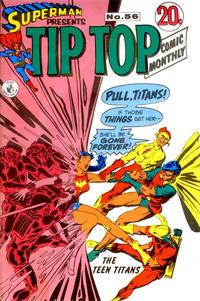 Cover Thumbnail for Superman Presents Tip Top Comic Monthly (K. G. Murray, 1965 series) #56