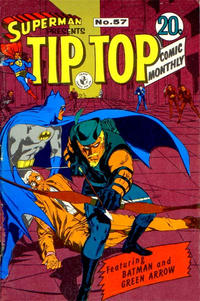 Cover Thumbnail for Superman Presents Tip Top Comic Monthly (K. G. Murray, 1965 series) #57