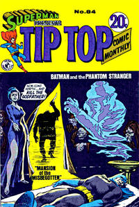 Cover Thumbnail for Superman Presents Tip Top Comic Monthly (K. G. Murray, 1965 series) #84