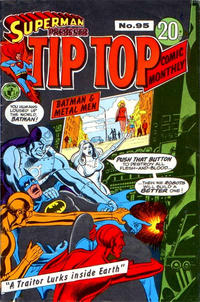 Cover Thumbnail for Superman Presents Tip Top Comic Monthly (K. G. Murray, 1965 series) #95